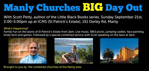Manly Churches Big Day Out 2014