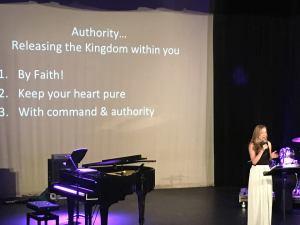 Victoria Preaching