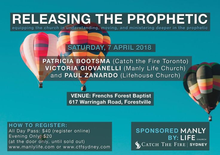 Prophetic Conference 2018