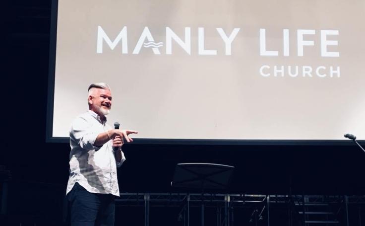 Brian Preaching