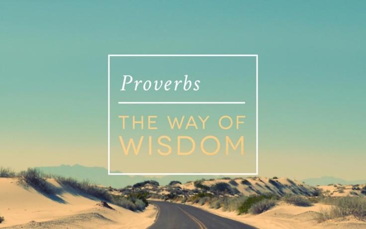 proverbs wisdom image